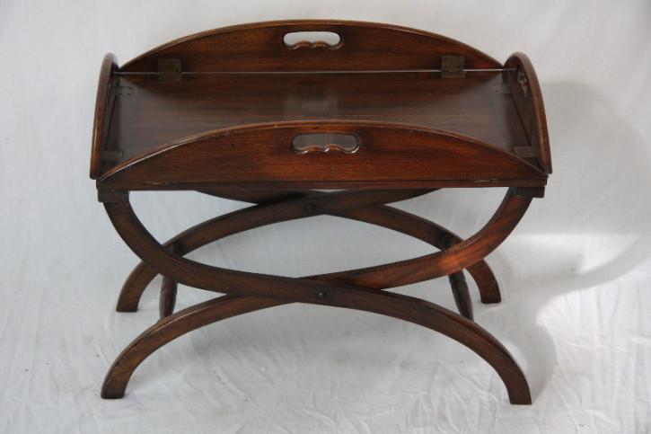 Couchtisch Butlers Tray Original england Massivholz