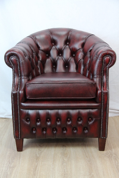 Chesterfield Sessel  Diana