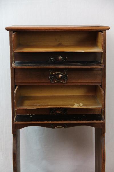 Kommode  Musikschrank  Victorian 1860 Massivholz