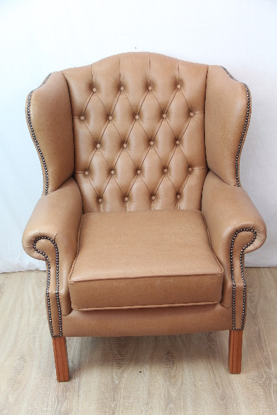 Royal Chesterfield Sessel   Ohrensesessel