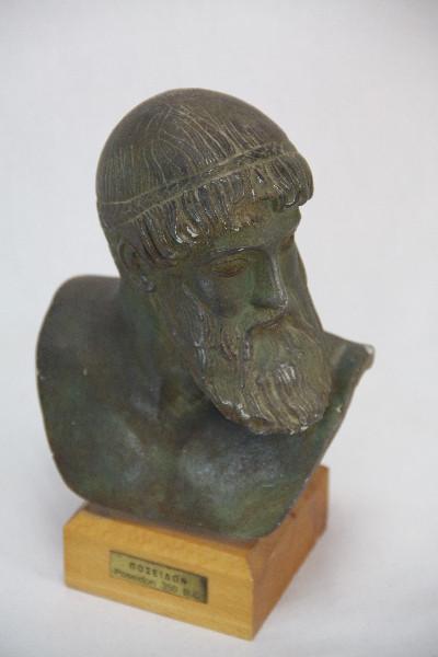 Poseidon Statue Büste