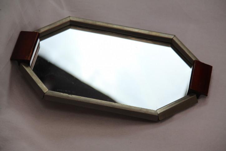 Spiegel Tablett  France Art Deco