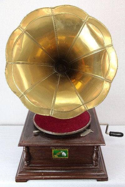Gramophone His Masters Voice Original