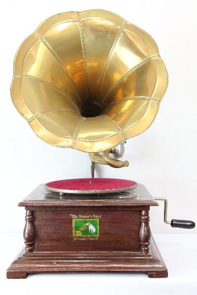 Gramophone His Masters Voice Original