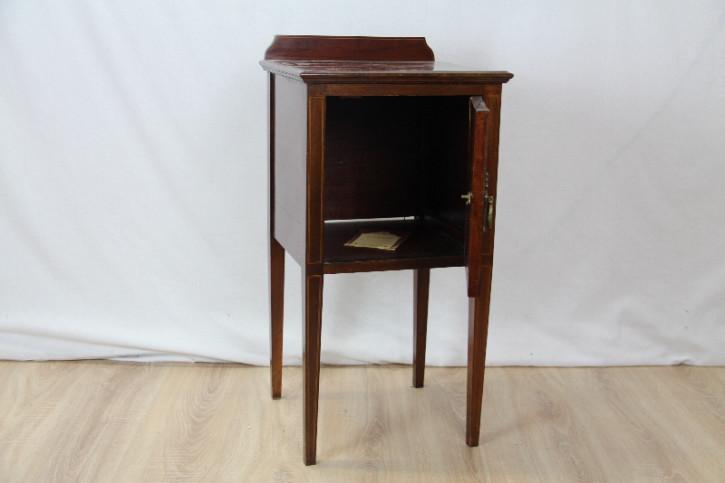 Nachttisch Bedsidecupboard Edwardian Original