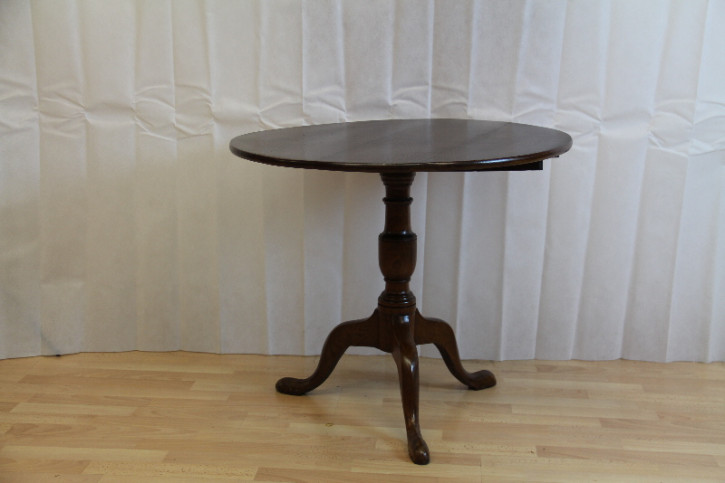 Tisch Rund Tripot tanle England 1180 Original