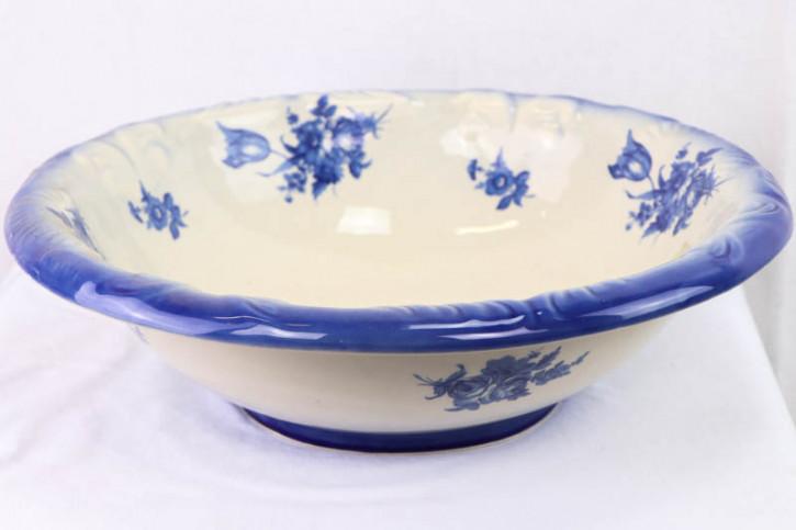 Klassisches Vintage Jug and Bowl Set aus Keramik