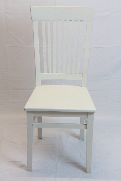 Küchen Stuhl  Vintage look Massivholzstuhl