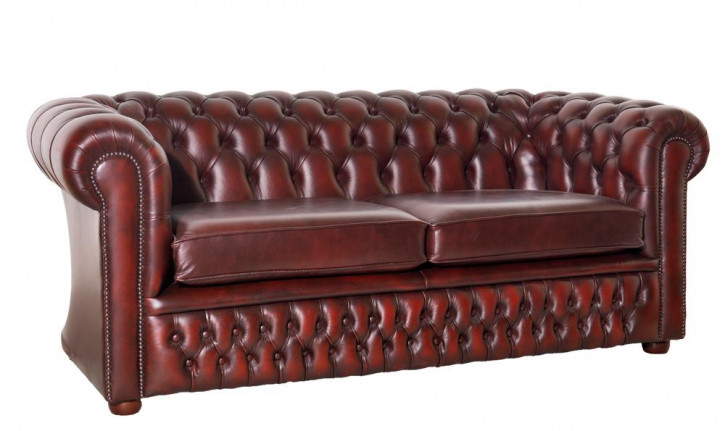 Chesterfield London Classic 3-Sitzer