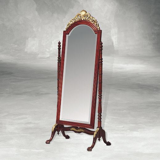 ankleidespiegel standspiegel aus holz spiegel f r das. Black Bedroom Furniture Sets. Home Design Ideas