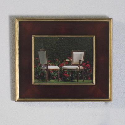 wundersch ner bilderrahmen 34x39. Black Bedroom Furniture Sets. Home Design Ideas