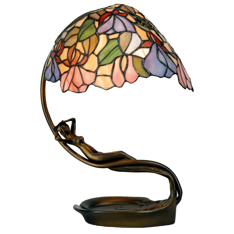 Tiffany Lampe Morris Antik