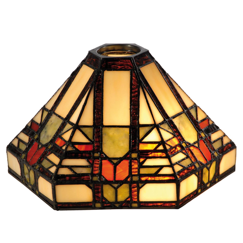 Zusatzlampenschirme Schirm Lampenschirm f/ür die Serie Milano Gr/ün