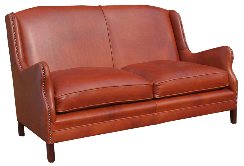 Chesterfield Sofa Syon Handpatiniert