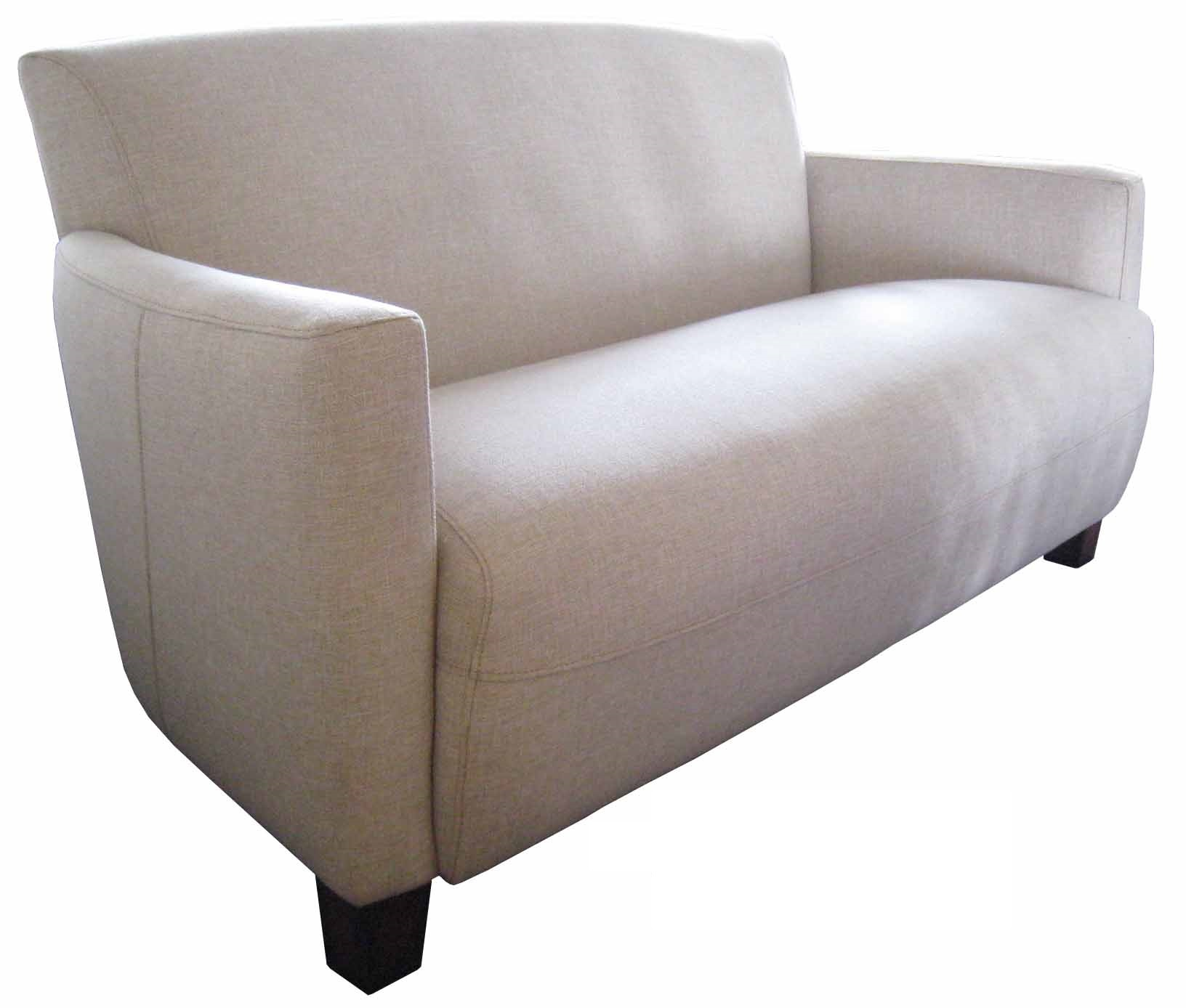 clubsofa mustang 2 sitzer beige. Black Bedroom Furniture Sets. Home Design Ideas