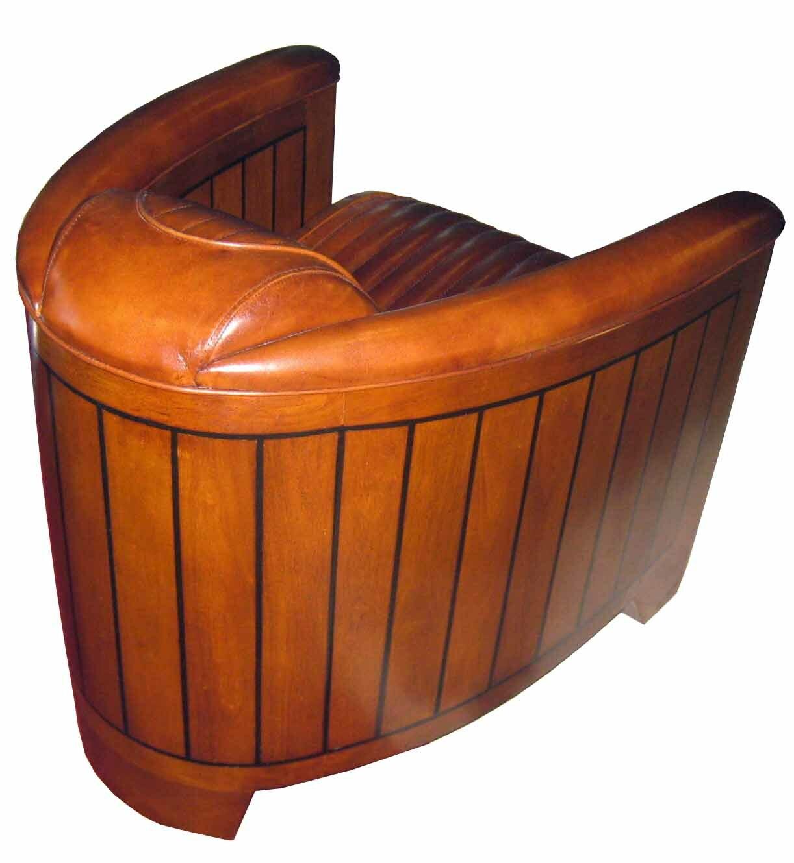 ledersessel lederstuhl lederpolsterm bel schafsleder handpatiniert handpoliert original art deco. Black Bedroom Furniture Sets. Home Design Ideas