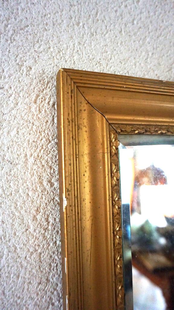 Facettenschliff Spiegel