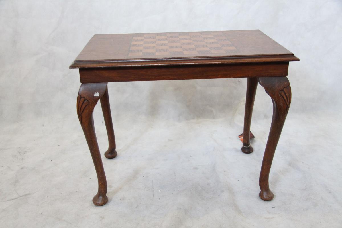 sofa table schachtisch couchtisch spieltisch antik. Black Bedroom Furniture Sets. Home Design Ideas