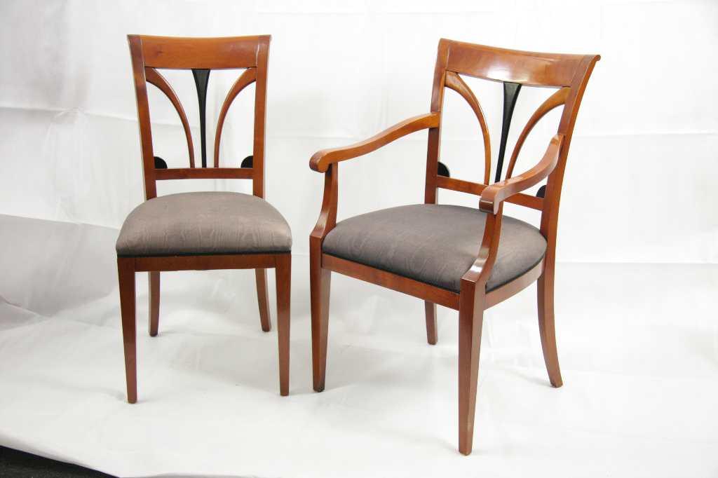 Biedermeier Möbel – schlichte antike Holzmöbel - Englische Möbel Blog