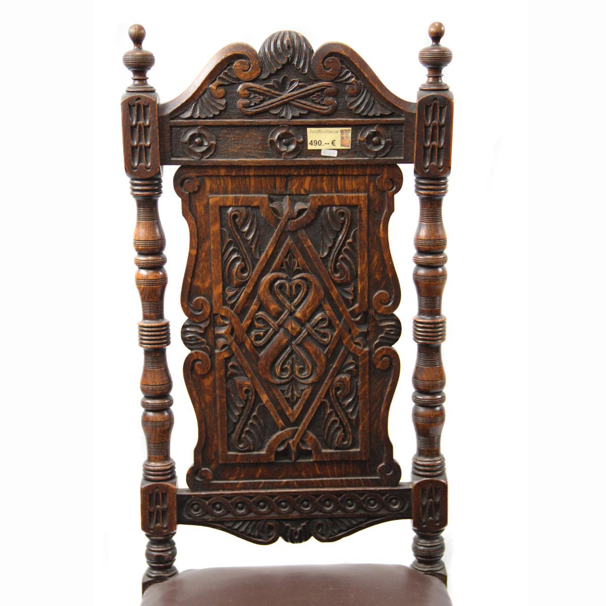 stuhl charles ii. Black Bedroom Furniture Sets. Home Design Ideas