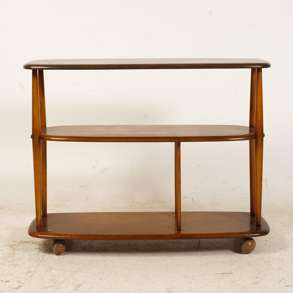 retro b cherschrank raumtrenner 60iger jahre. Black Bedroom Furniture Sets. Home Design Ideas