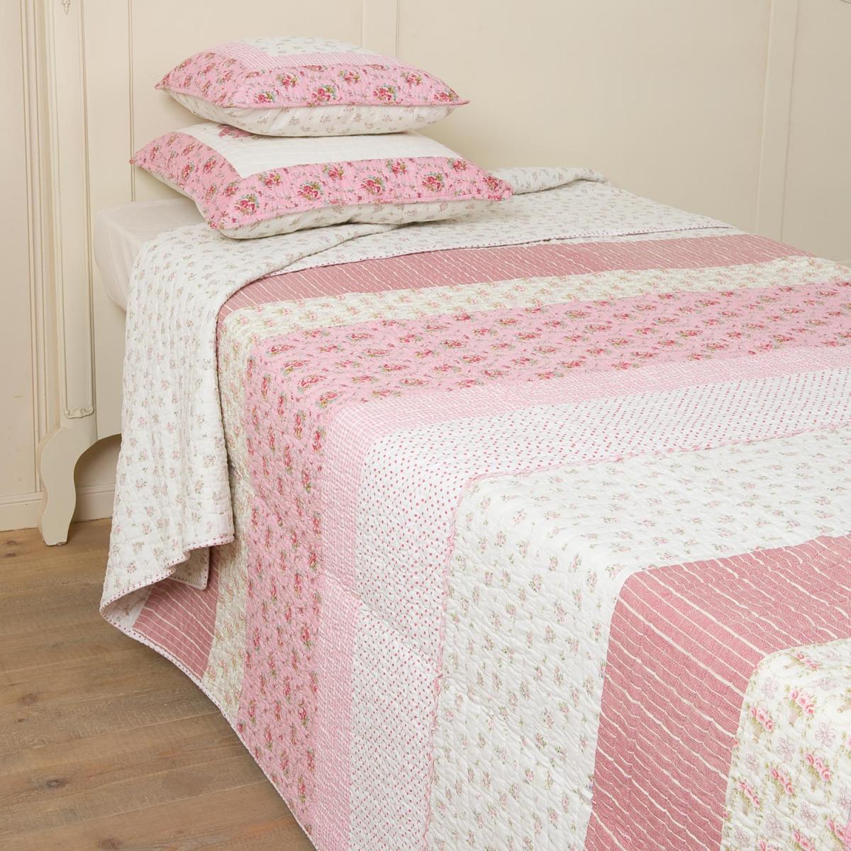 clayre eef tagesdecke miriam 260x260cm. Black Bedroom Furniture Sets. Home Design Ideas
