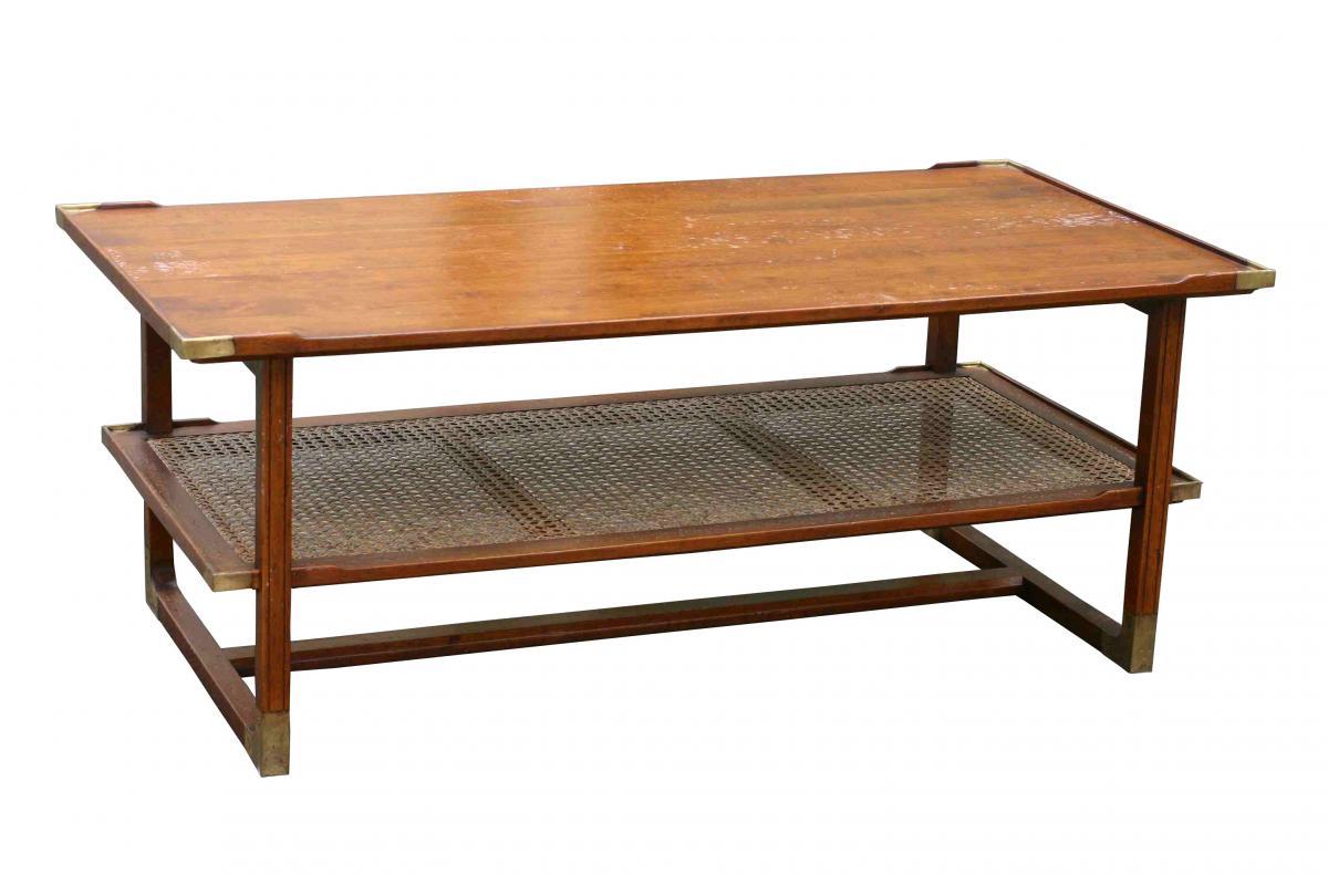 Niedriger Tisch Table Carrée