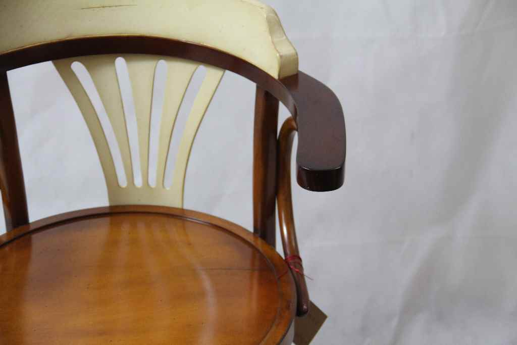 Drehstuhl Burostuhl Vintage Stil