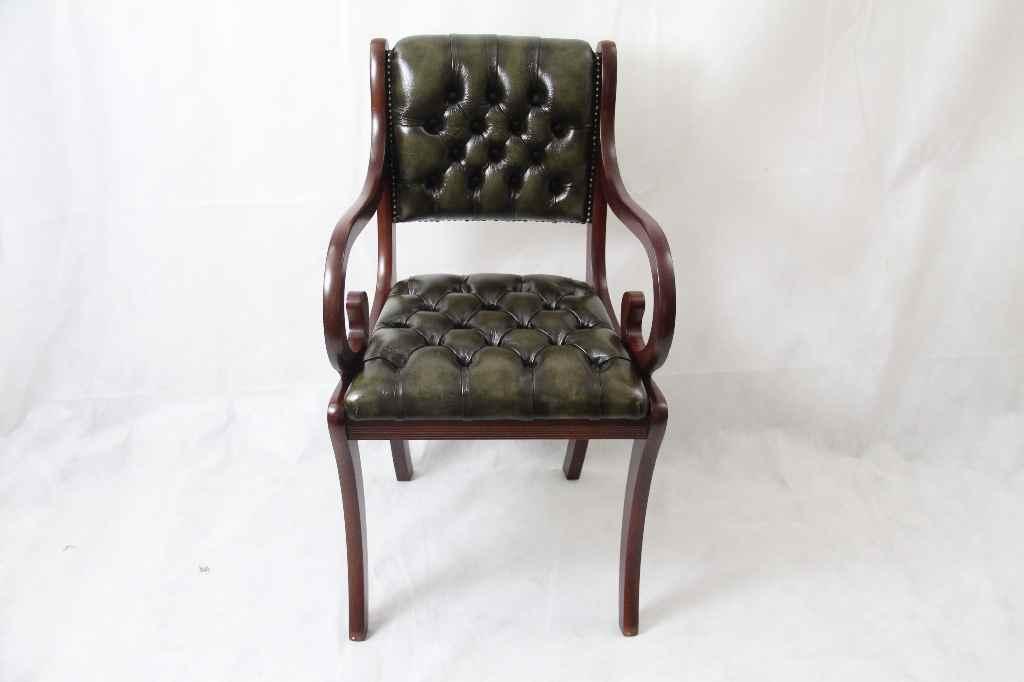 Antike Chesterfield Möbel aus England