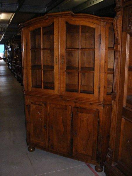 vitrine oder küchenschrank antik
