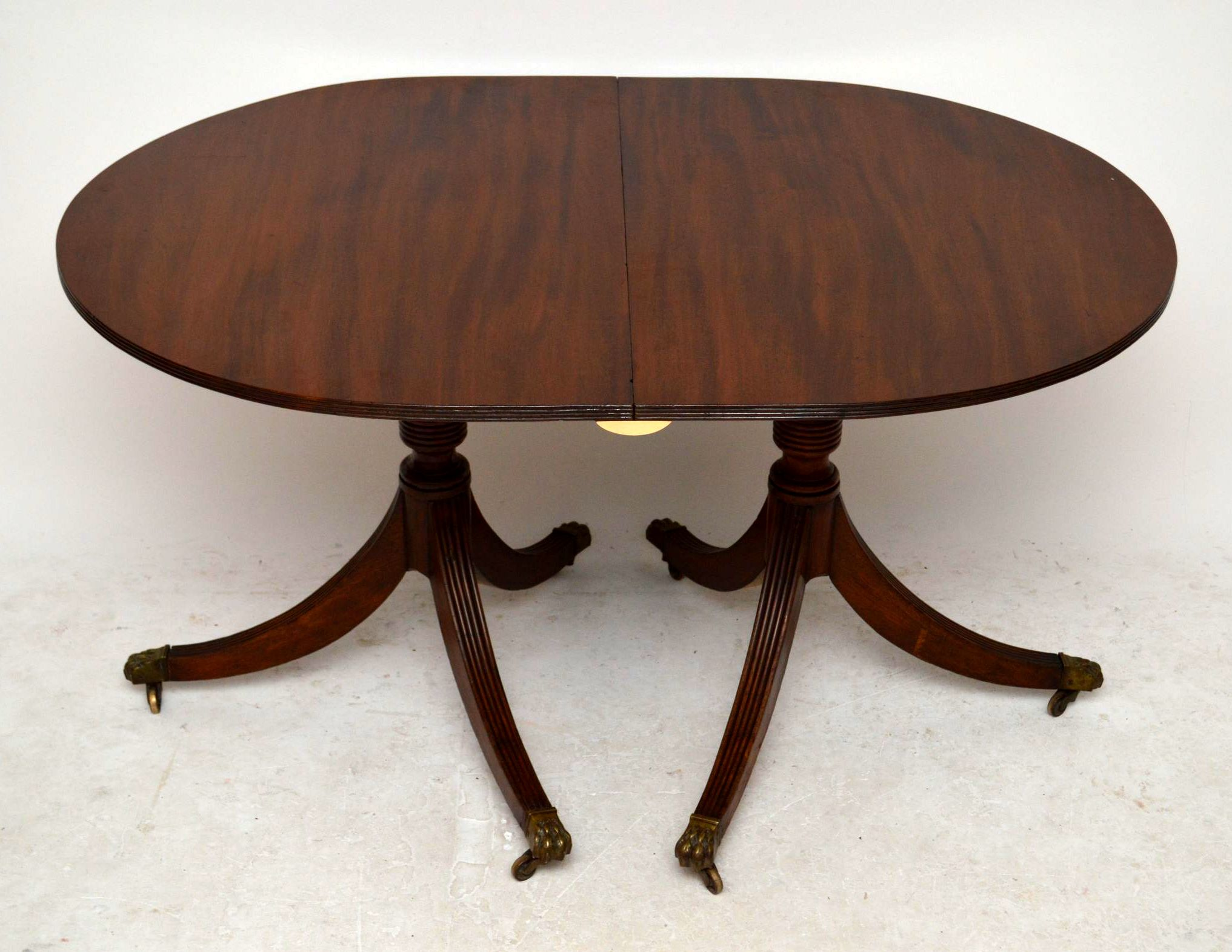 Antiker ausziehbarer e tisch dining table for Esstisch tabea