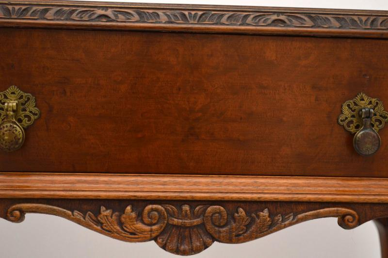 Side table kleiner Schreibtisch antik