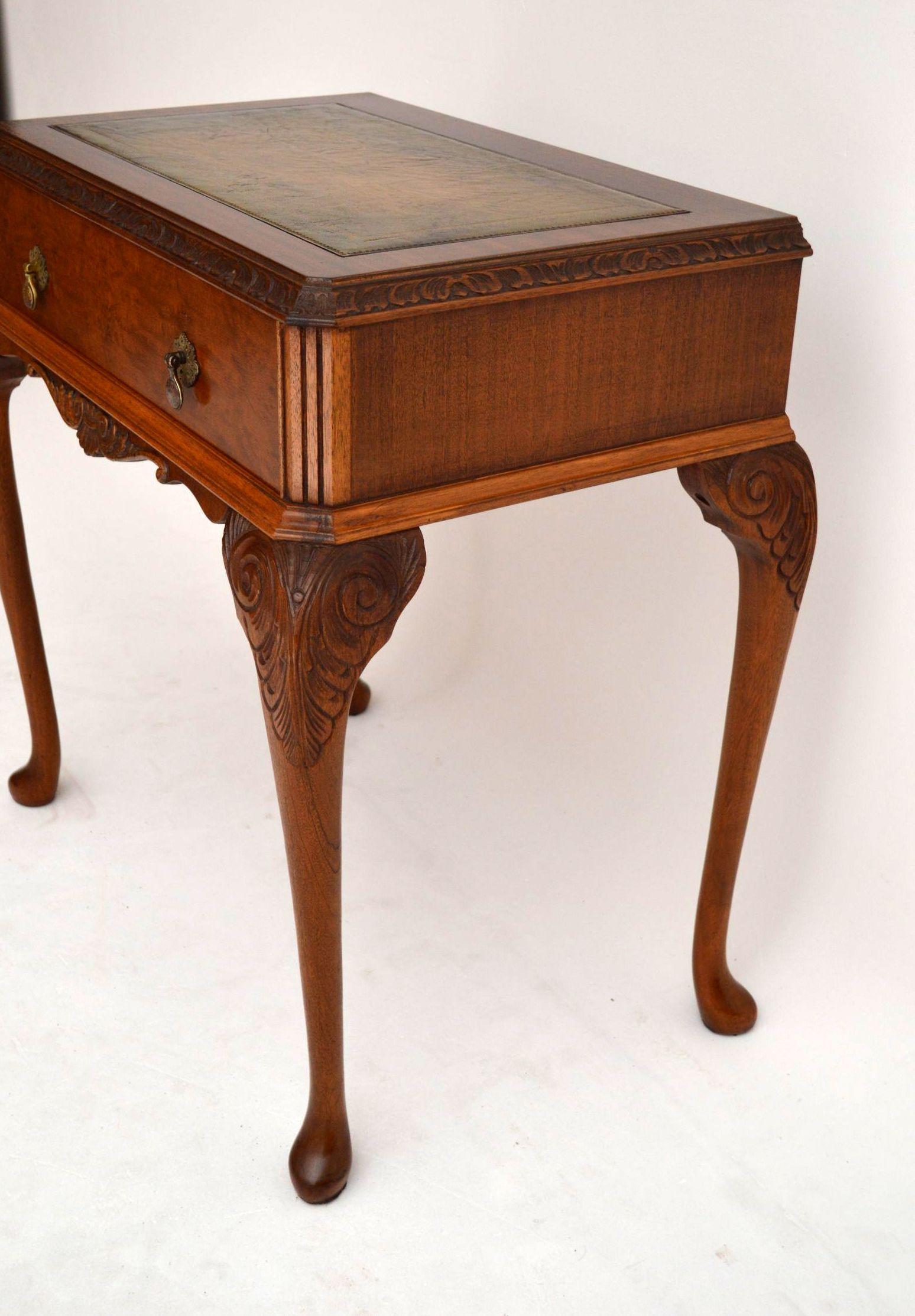 Side table kleiner schreibtisch antik for Kleiner schreibtisch