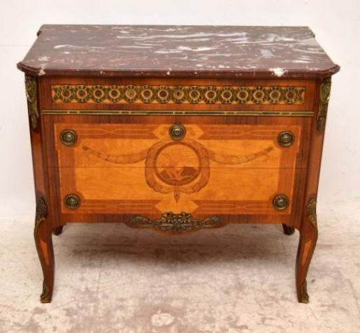 schwedische antike kommode 3 schubladen. Black Bedroom Furniture Sets. Home Design Ideas