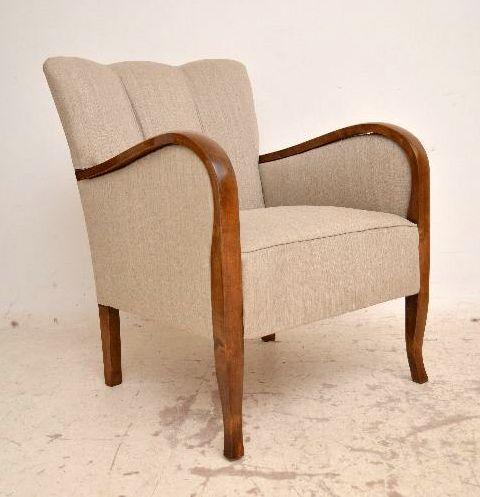 Schwedische Art Deco Sessel