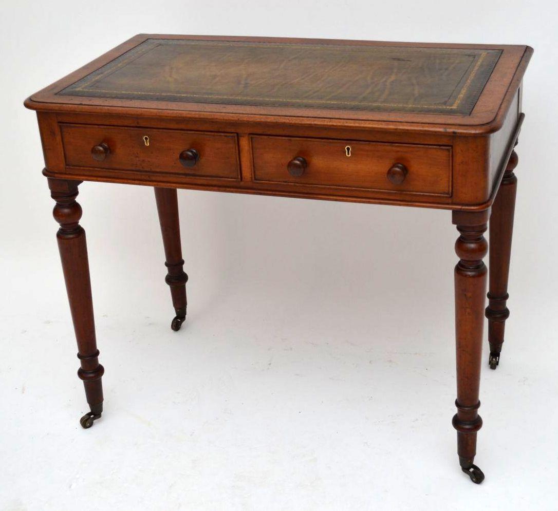 Antiker schreibtisch ca 1860 for Antiker schreibtisch