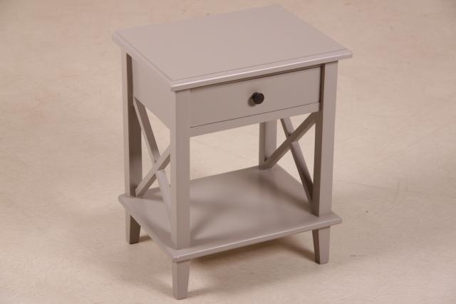 Kleiner telefontisch mit schublade in 3 farben for Kleiner schreibtisch mit schublade