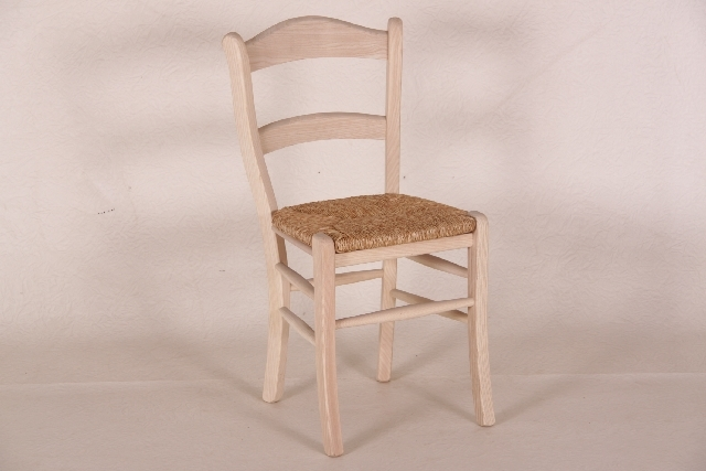Esszimmer Stuhl Aus Holz Im Landhaus Stil