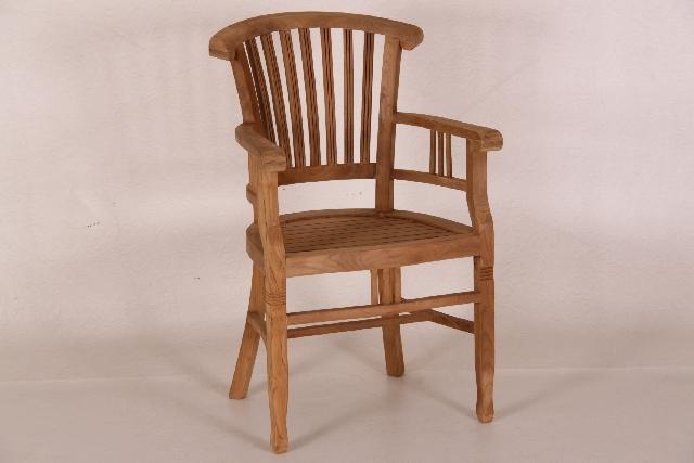 teak stuhl ivey. Black Bedroom Furniture Sets. Home Design Ideas