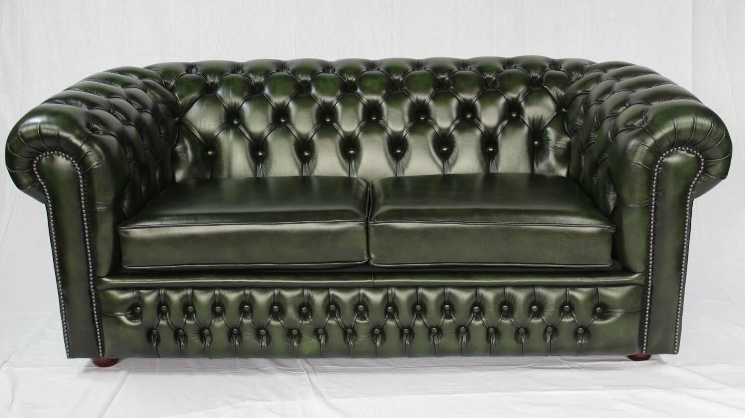 chesterfield schlafsofa london 3 sitzer. Black Bedroom Furniture Sets. Home Design Ideas