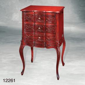 Chest, Louis XV, 3 Drawers