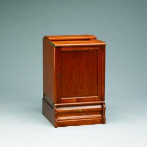 Globe Wernicke - Halfsize Atlas Wooden Panel