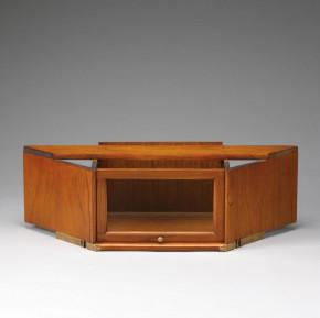 Globe Wernicke - Internal corner filebinder door Wooden Panel