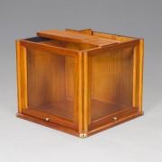 Globe Wernicke - Half Size External Corner Filebinder Door Left  42 cm