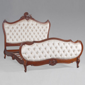 Bett Louis XV King Size