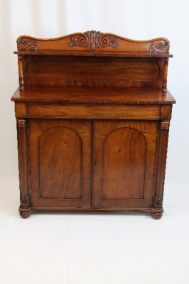 Sideboard Mahgoni victorian Patina Original 1860