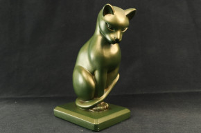Statue Katze