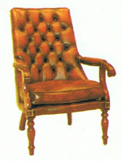 Chesterfield York Chair