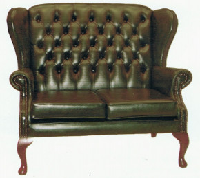 Chesterfield Windsor 2 Sitzer