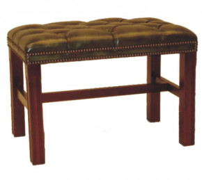 Chesterfield Hocker - Lawrence stool